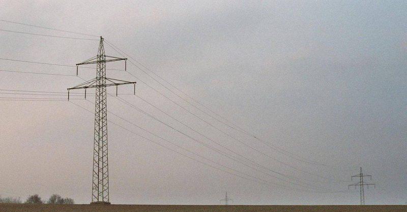 La expropiación del suministro de energía eléctrica