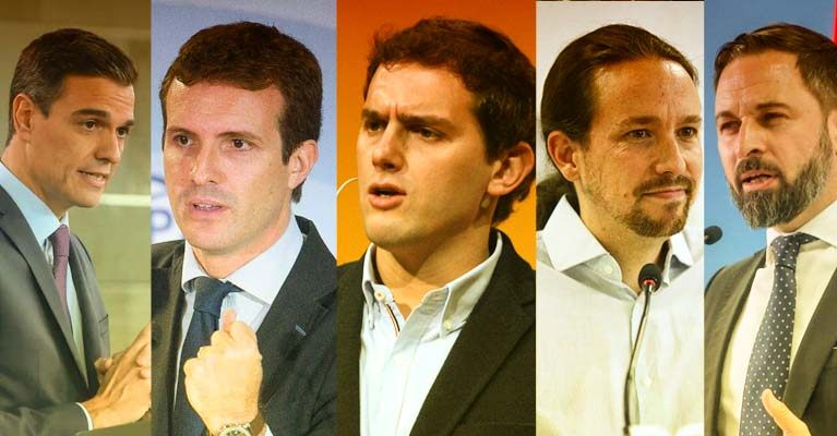 Agrupaciones políticas sancionadas con multas de hasta 50.000 euros